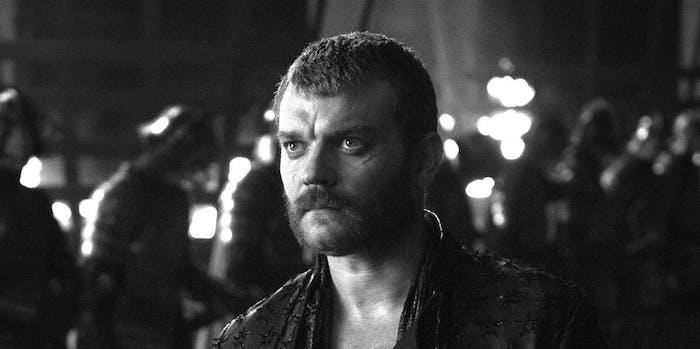 Pilou Asbaek as Euron Greyjoy in 'Game of Thrones'