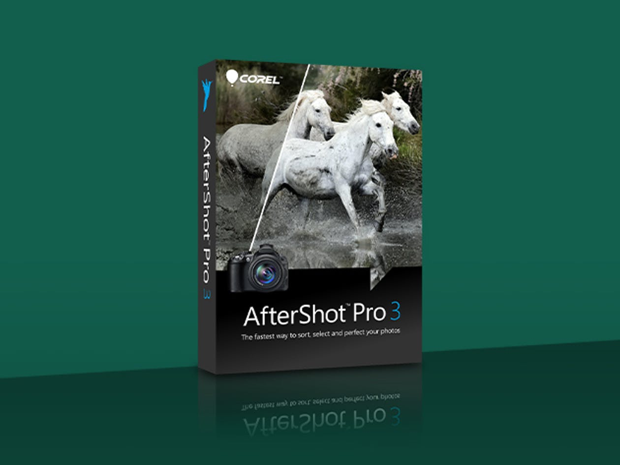 Save Over 60% Off AfterShot Pro 3 Photo Editing Software