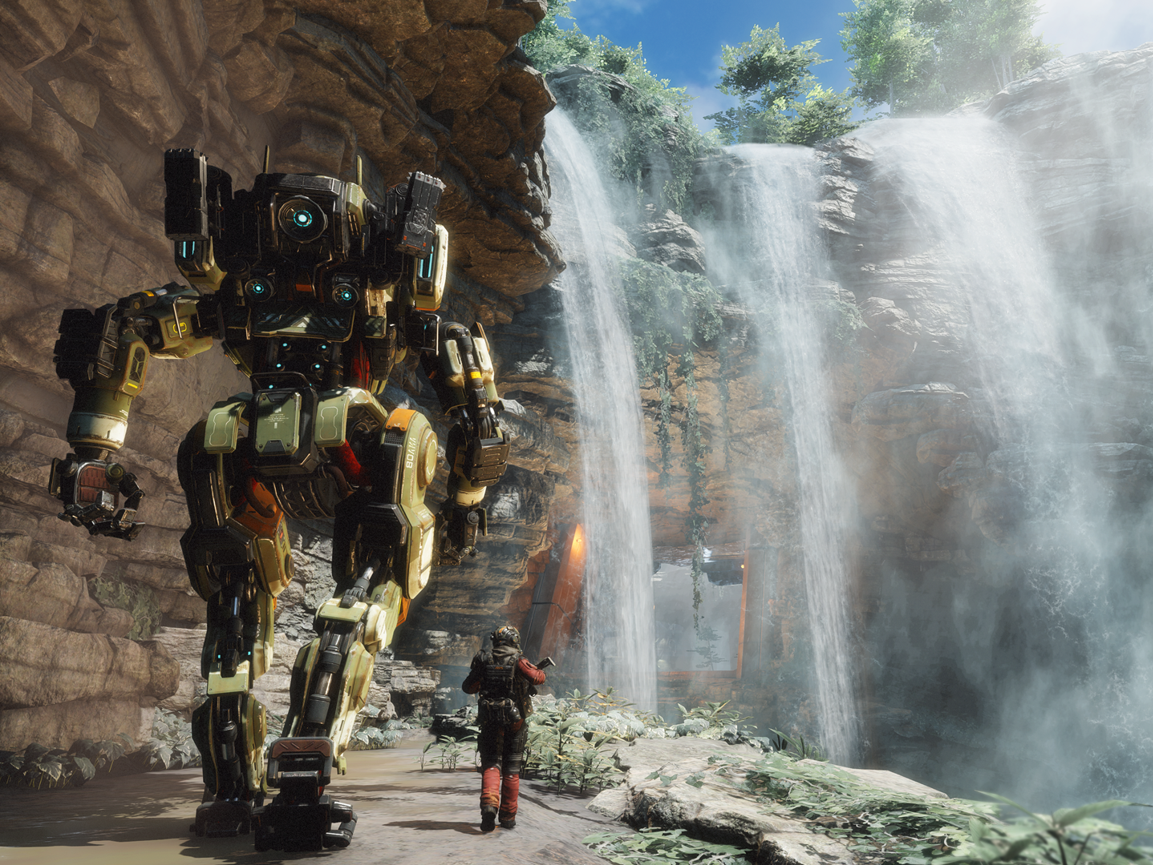'Titanfall 2' Is Good. I'm Just Very Bad at It.