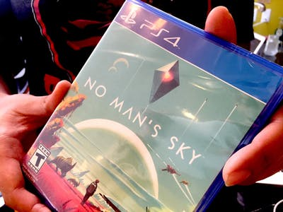 Yes, You Can Buy 'No Man's Sky' Right Now