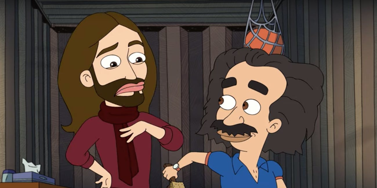 'Big Mouth' Season 3 Coach Steve Jonathan Van Ness queer eye crossover