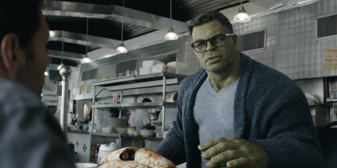 Avengers Endgame Theatrical Rerelease Post Credits Hulk Ant-Man