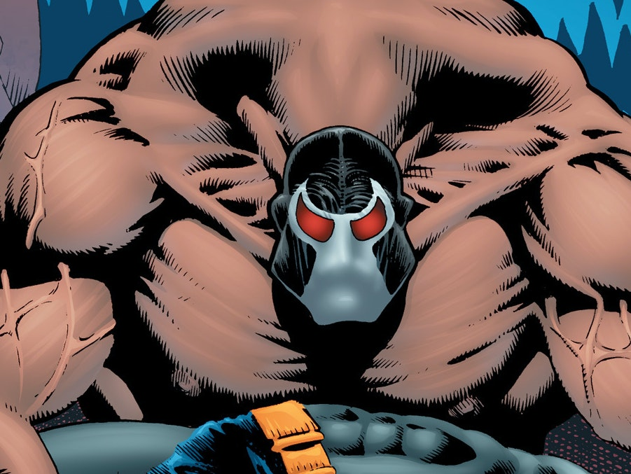Can Bane's Creator Break Comic Book Liberals?
