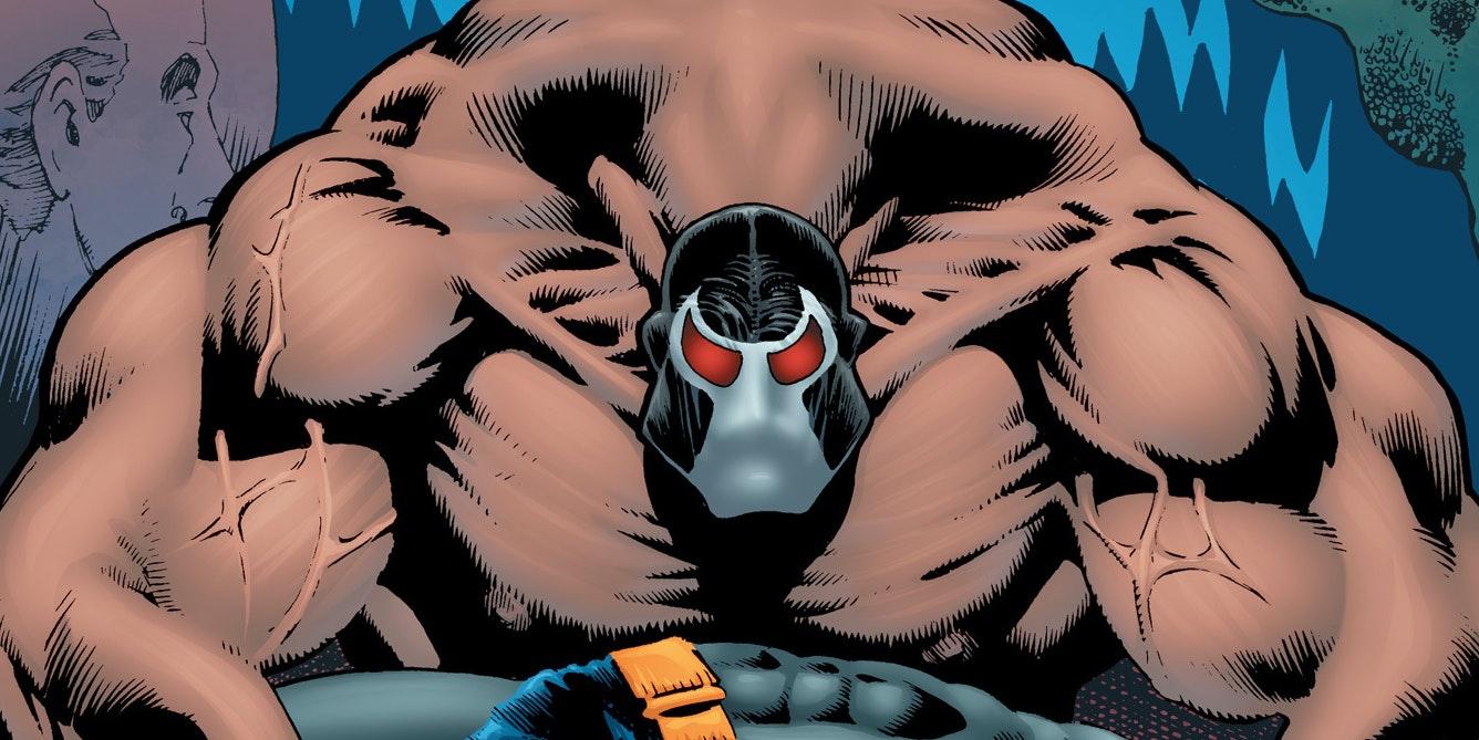 Can Bane's Creator Break Comic Book Liberals?