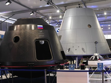 Russia Plans Its First Moon Landing for 2031