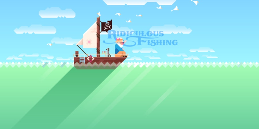 Ridiculous Fishing