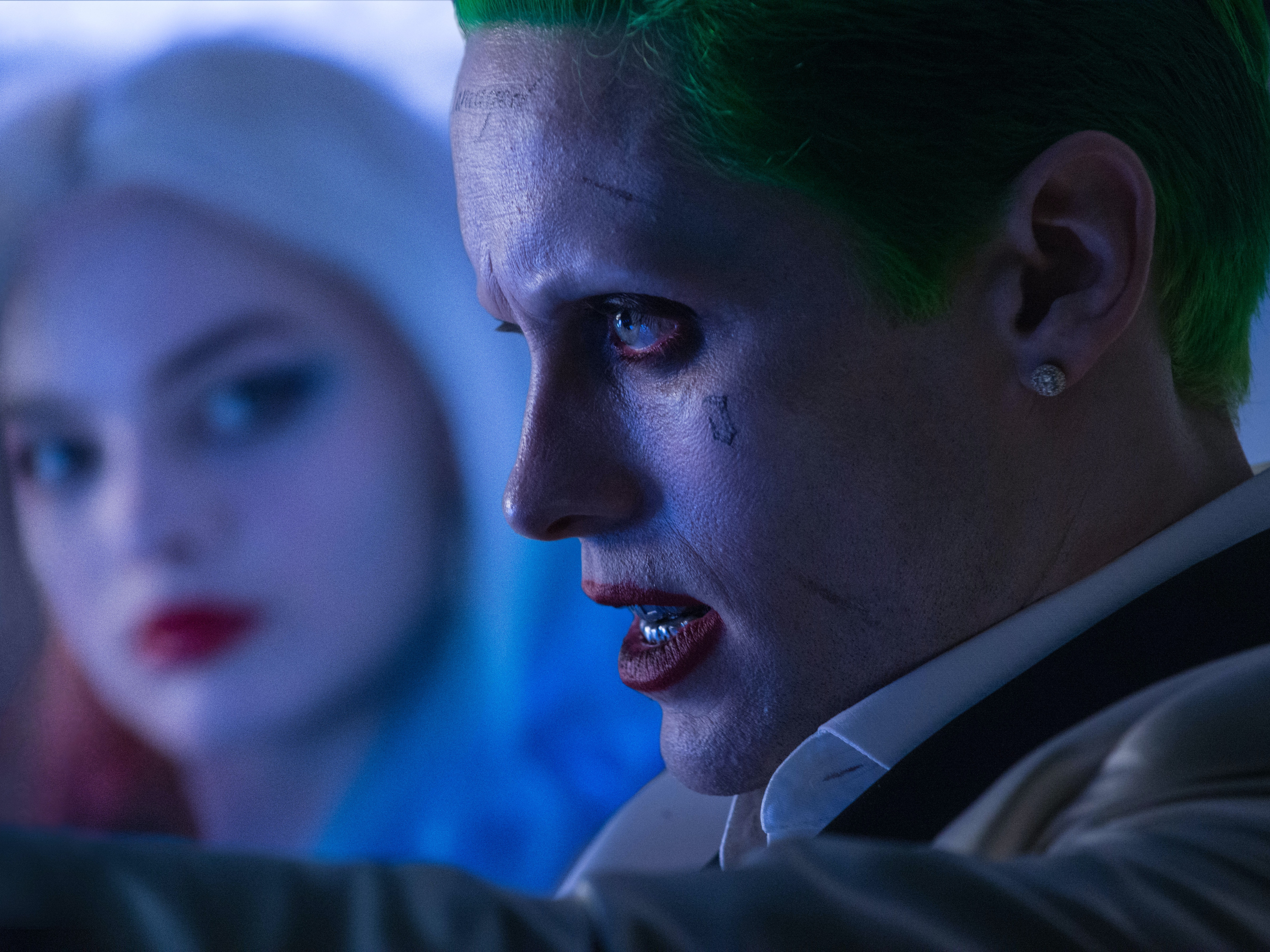 Where Did Jared Leto's Joker in 'Suicide Squad' Even Come From?