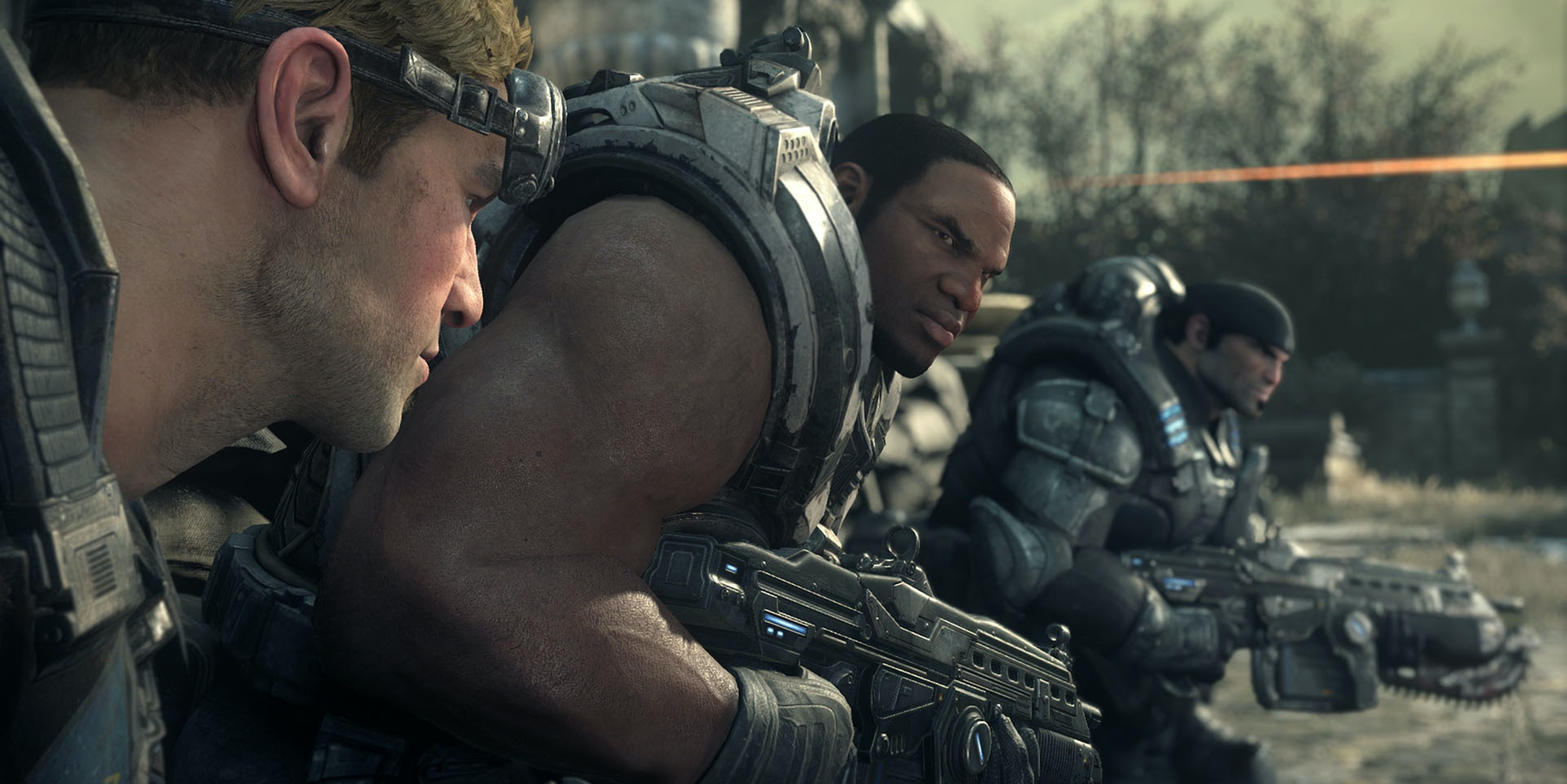 The 5 Best Moments in 'Gears of War' History