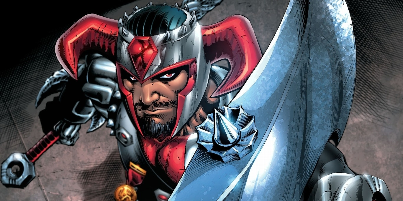 Who Is Steppenwolf, the Potential 'Justice League' Villain?