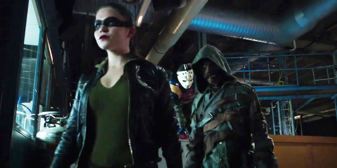 Artemis is a traitor on Team Arrow.