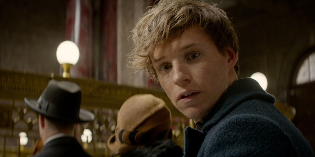 Is this the Obscurus in 'Fantastic Beasts and Where to Find Them'?