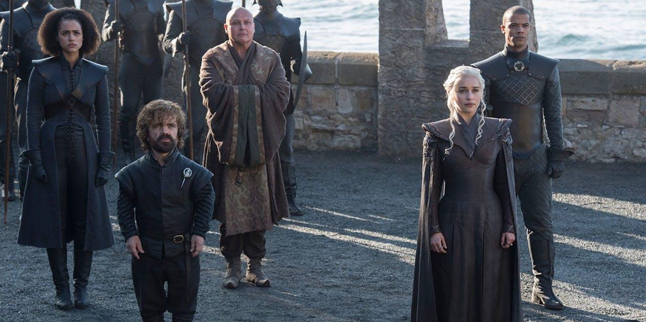 game of thrones tyrion daenerys season 8