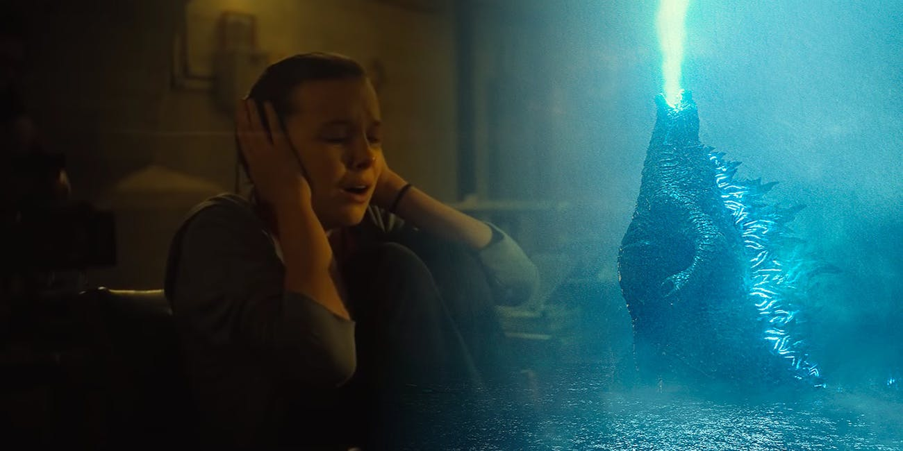 Godzilla Teaser Trailer