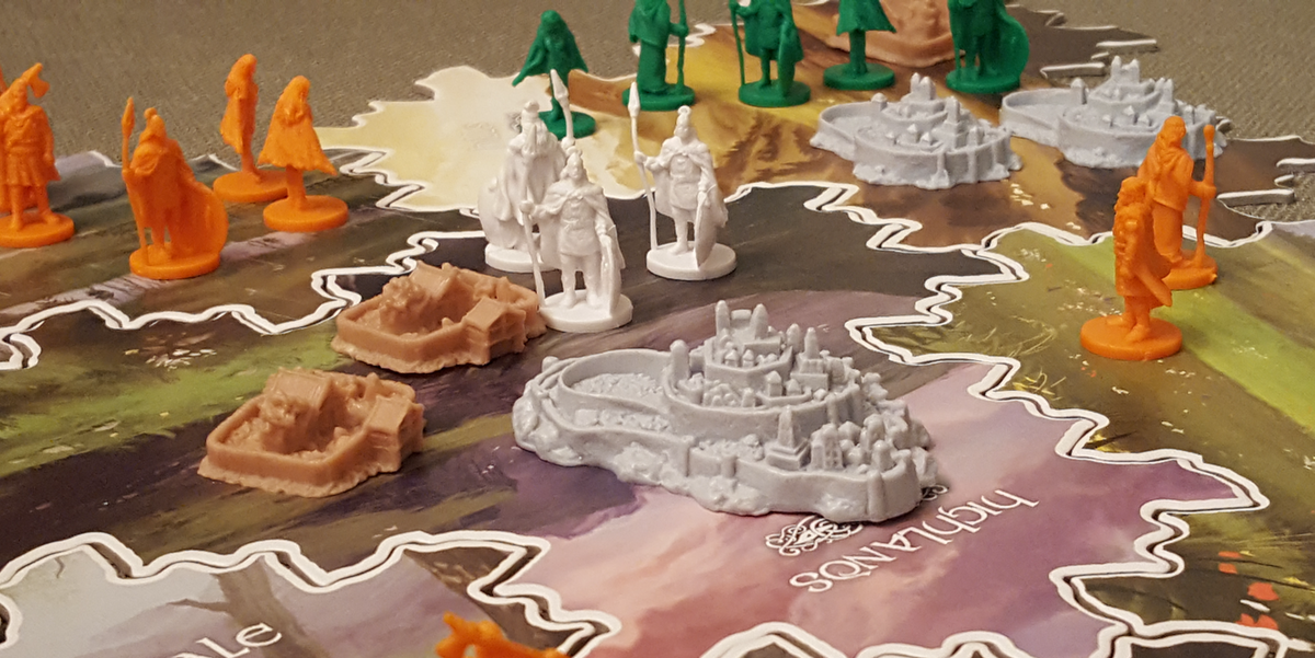 The Board Game 'Inis' Is the 2016 Irish Christmas Gift No One Saw Coming | Inverse