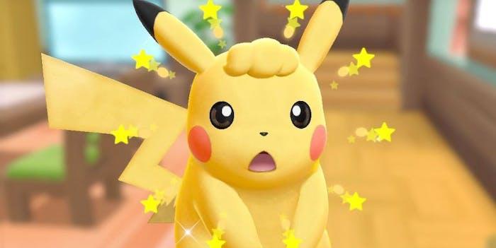 'Pokémon: Let's Go, Pikachu!'