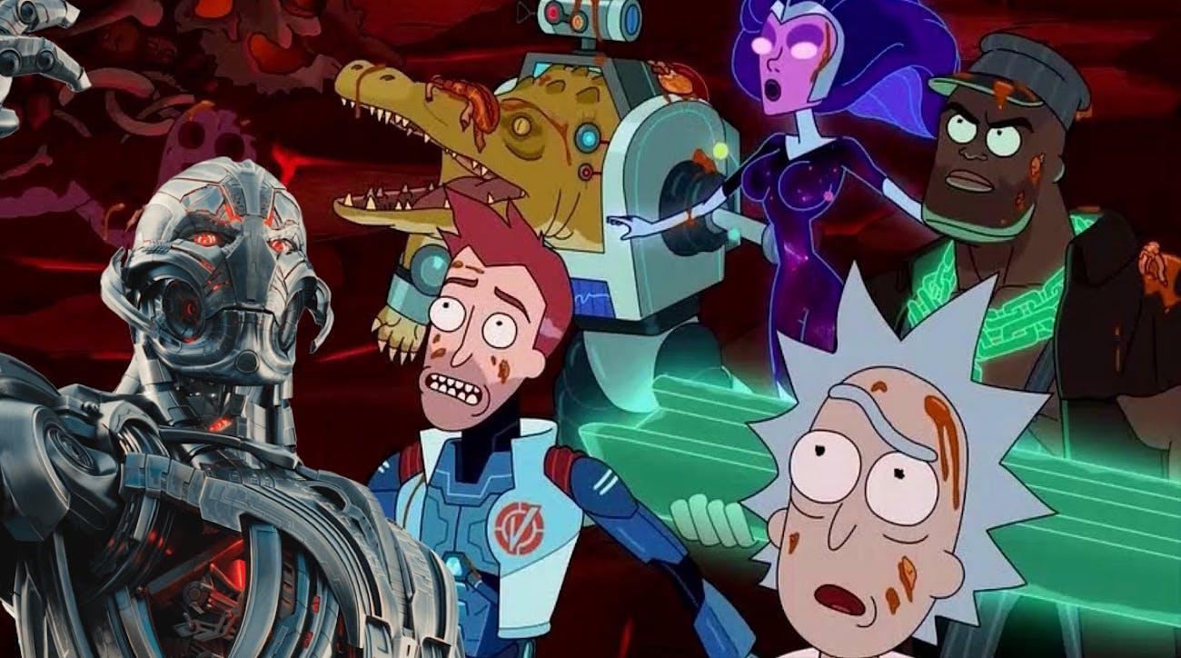 Oh no! It's Doomnomitron!
