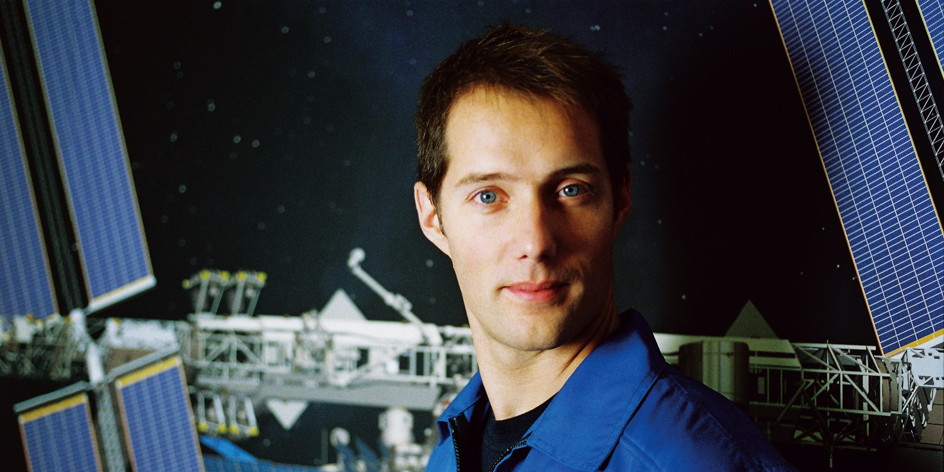 French Astronaut Thomas Pesquet is Earth's New Orbital Heartthrob