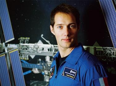 French Astronaut Thomas Pesquet is Earth's New Orbital Heartthrob