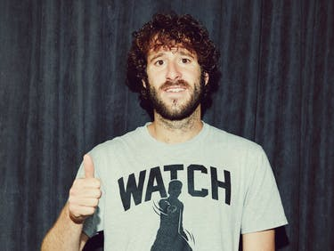 Dave Burd Would Like to Be Andy Kaufman, But for Now He's Lil Dicky