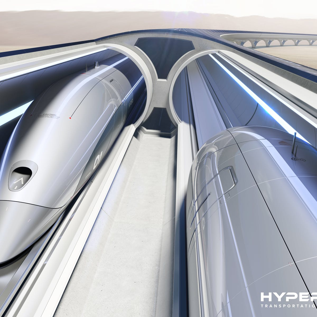Hyperloop: Here's Why We Have Never Reached Full 700 MPH Speeds