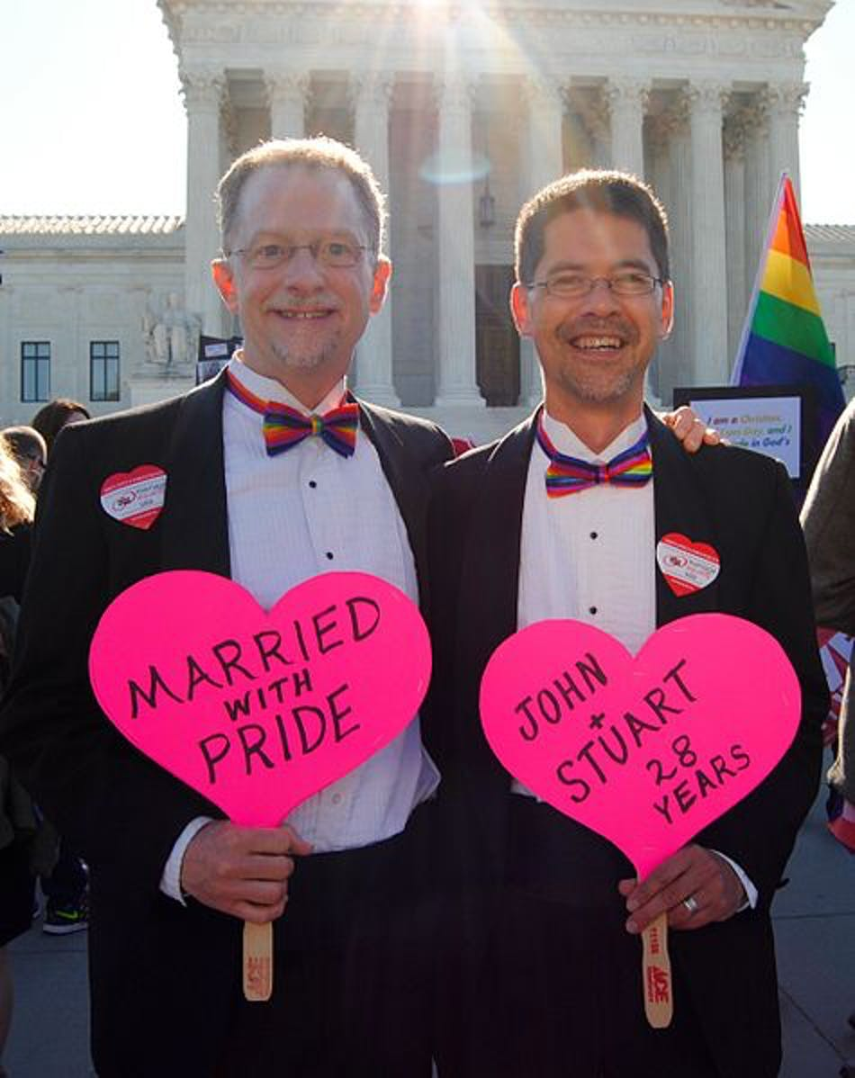 married, same-sex marriage