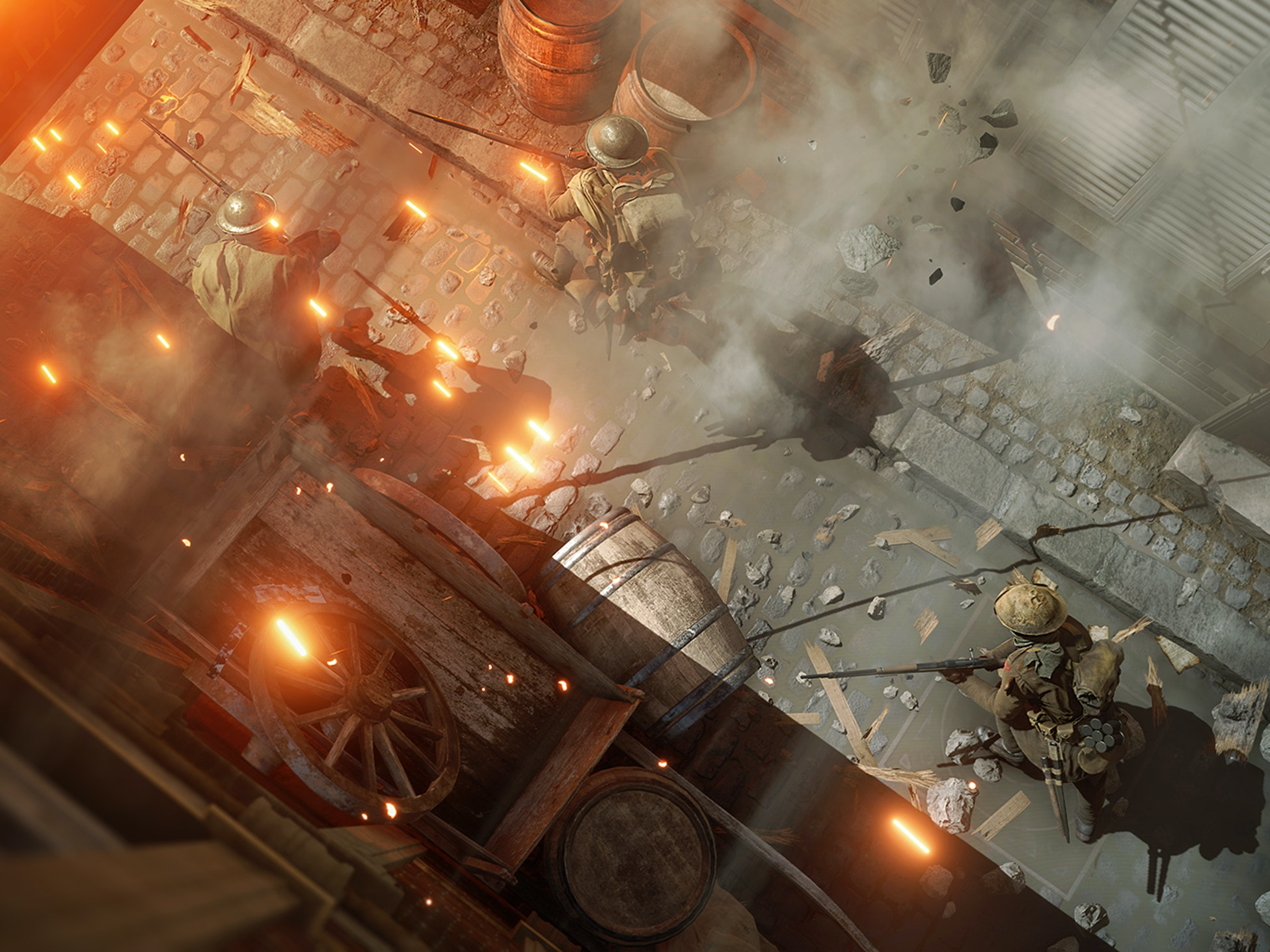 How to Win in 'Battlefield 1' Multiplayer