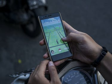 China's Alipay App is 'Pokemon GO' for Catching Money