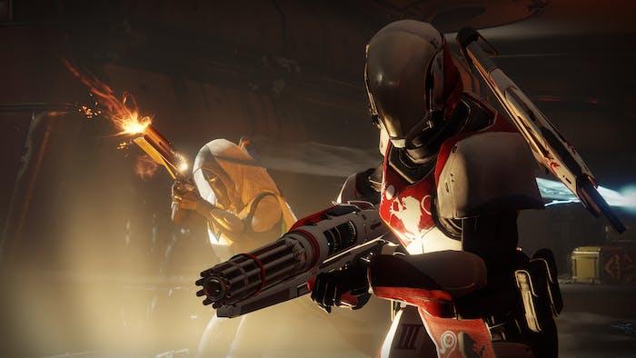 Destiny 2 Bungie Activision Blizzard Titan
