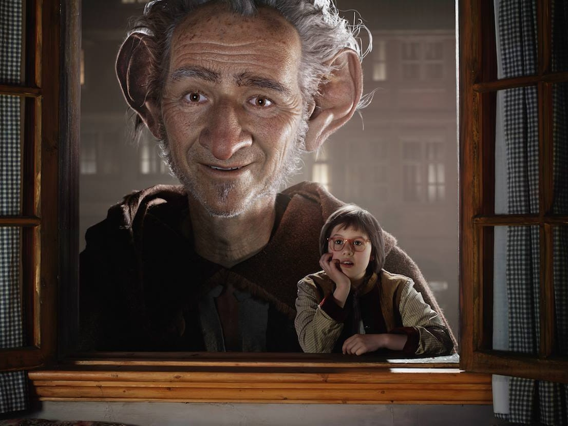 Everything We Know About 'The BFG,' Steven Spielberg's Adaptation of Roald Dahl's Book