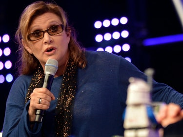 Carrie Fisher Took on the Stigma of Mental Illness and Addiction