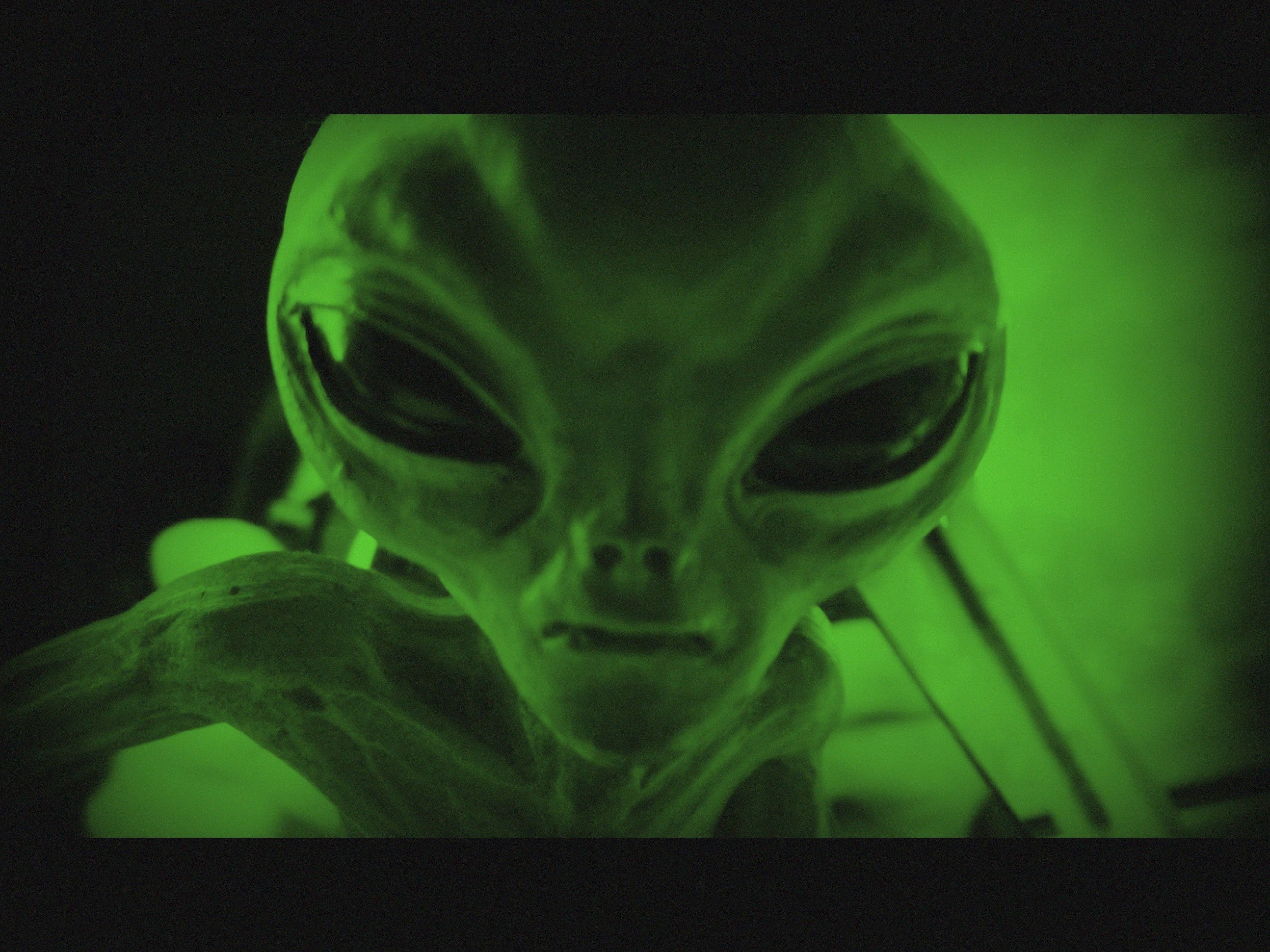 No, There Is No Proof Aliens Run the Universe
