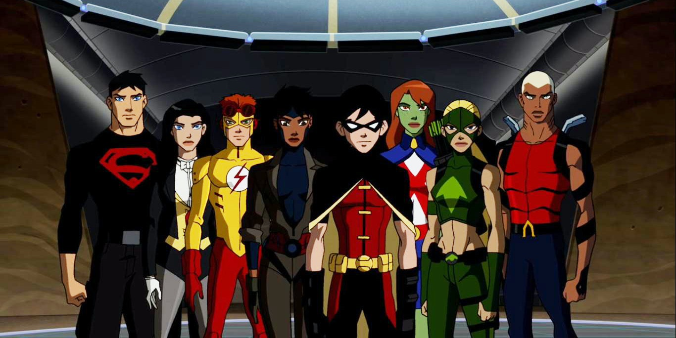 'Young Justice' is getting a third season.