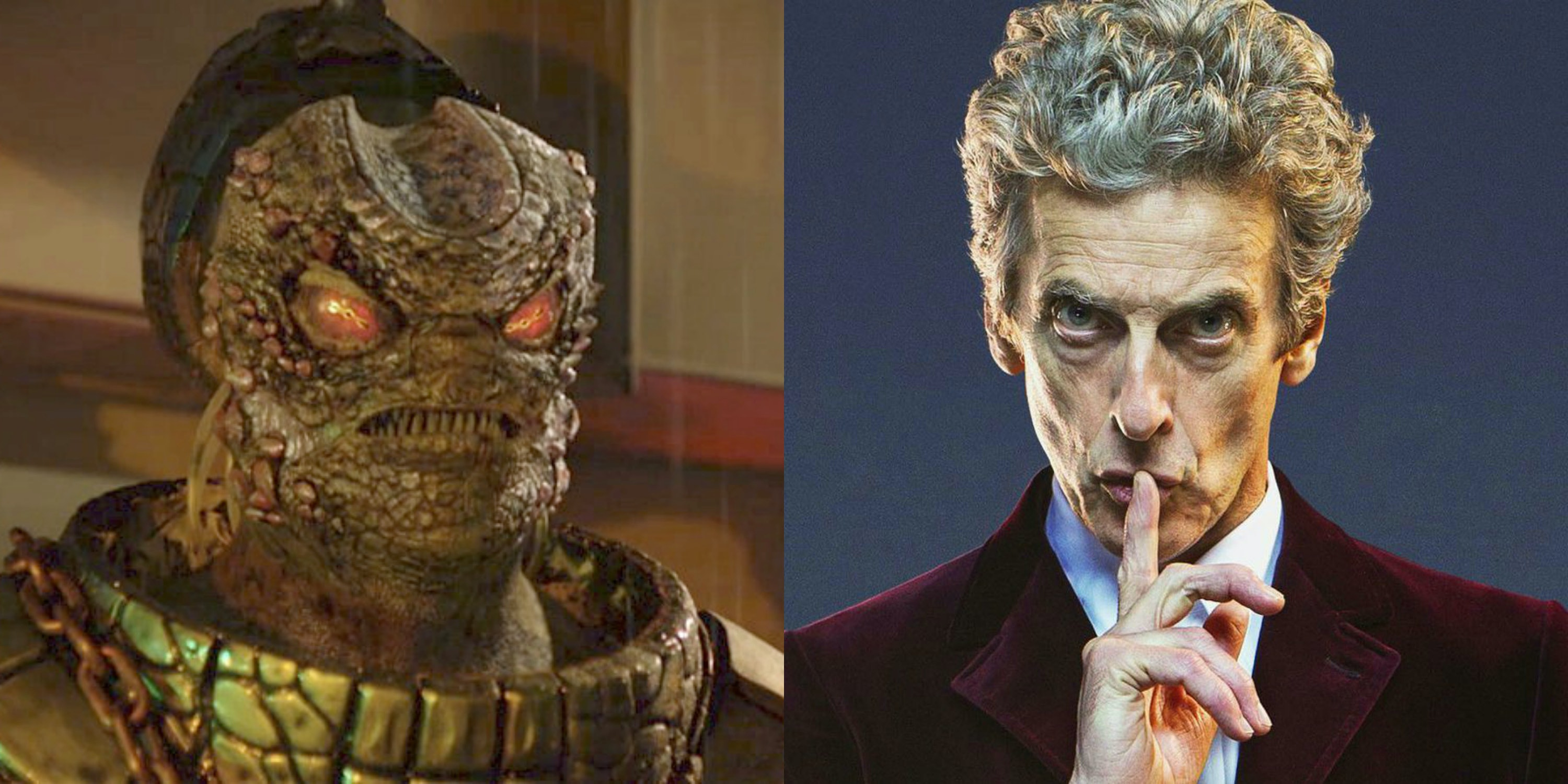 Ice Warriors Will Return from Mars in 'Doctor Who'