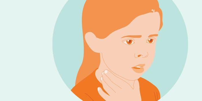 Acute flaccid myelitis symptom