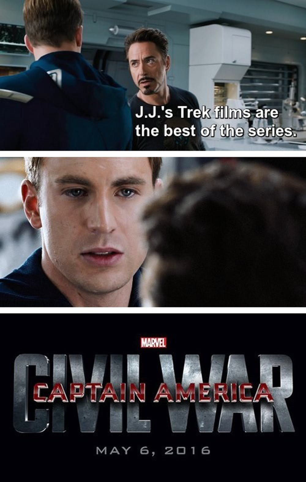 Meme Captain America Vs Sitwell