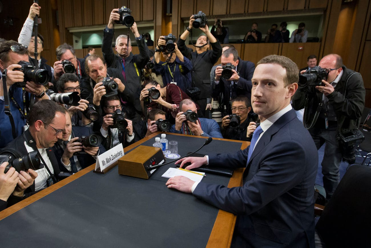 facebook, Mark Zuckerberg