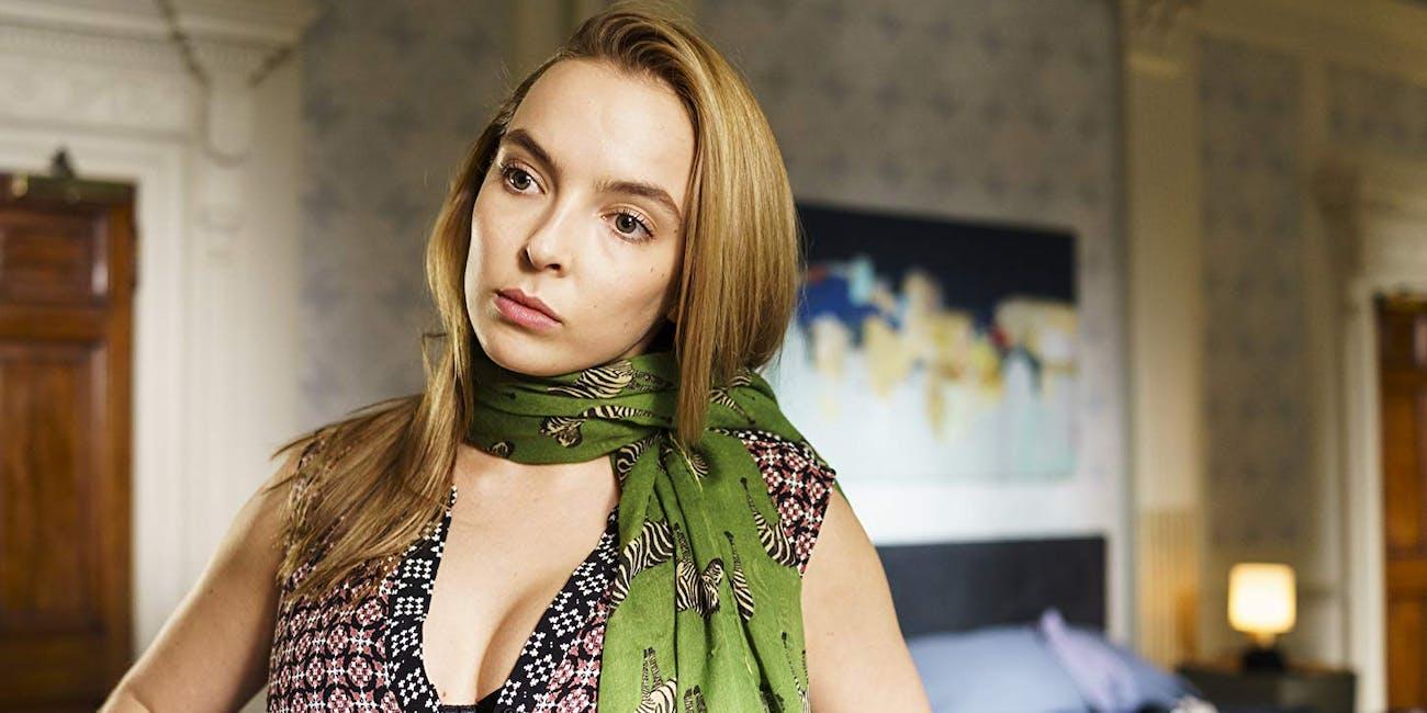 Villanelle (Jodie Comer) in 'Killing Eve' Season 2 on BBC America