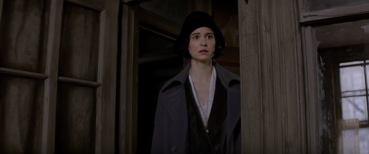Porpentina Goldstein, played by Katherine Waterson, in 'Fantastic Beasts and Where To Find Them'