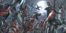 Who Are All These Spider-People? A Guide to Marvel's Current Webslingers