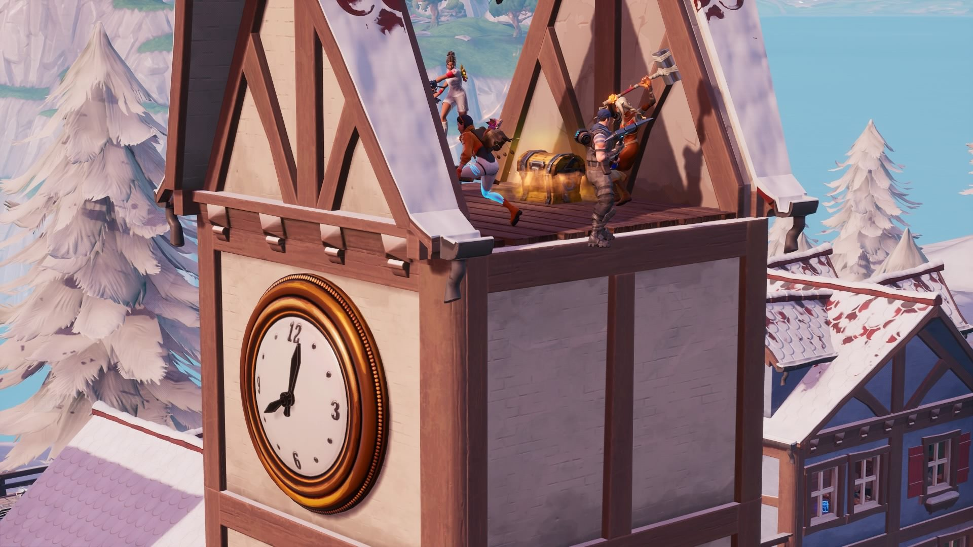 Fortnite' Clock Tower Locations Map: Where to Visit 3 Different