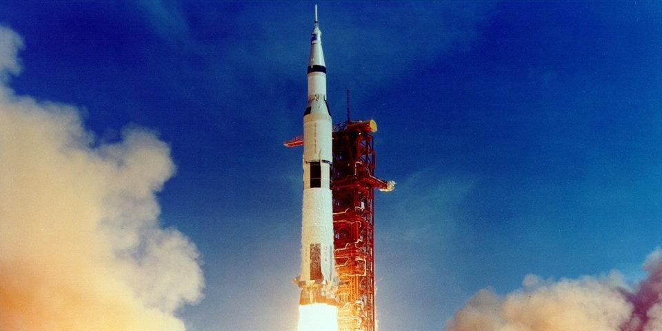 The Apollo 11 takes off in July 1969. Can we all agree on that?
