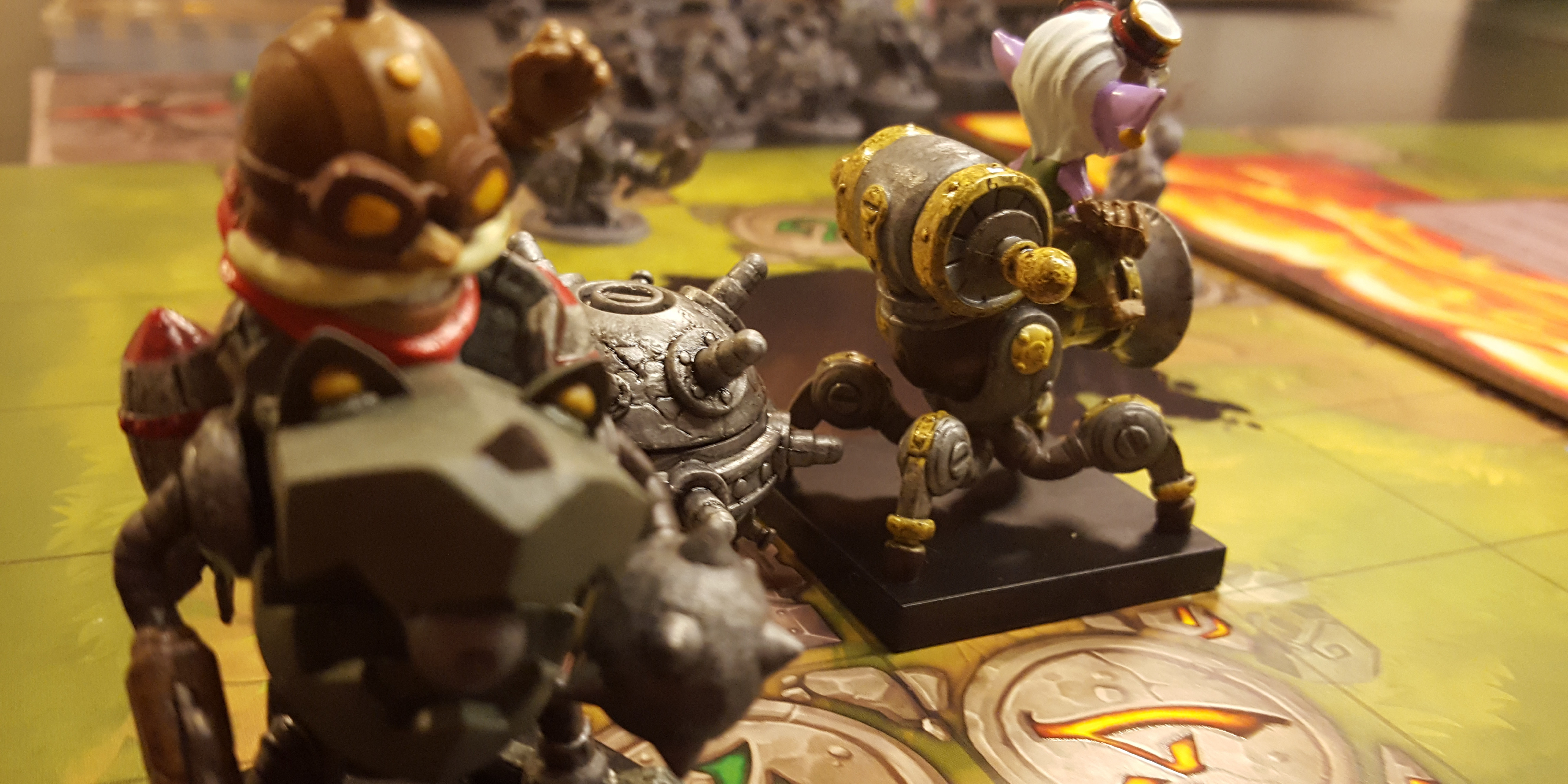 'Mechs vs. Minions' Marries High Explosives and Hijinks