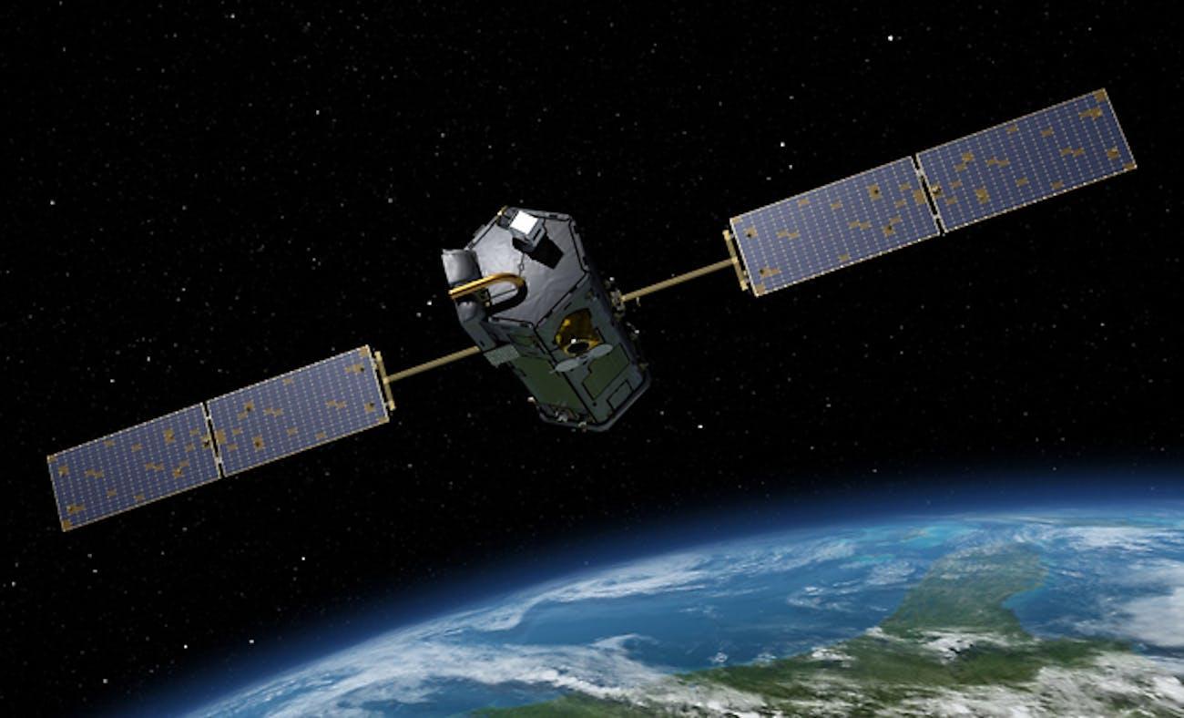 Orbiting Carbon Observatory NASA