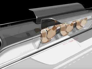 hyperloop sketch