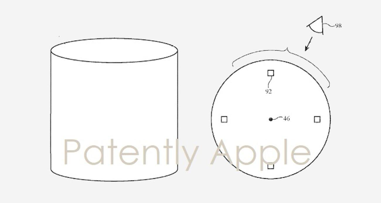 apple patent homepod