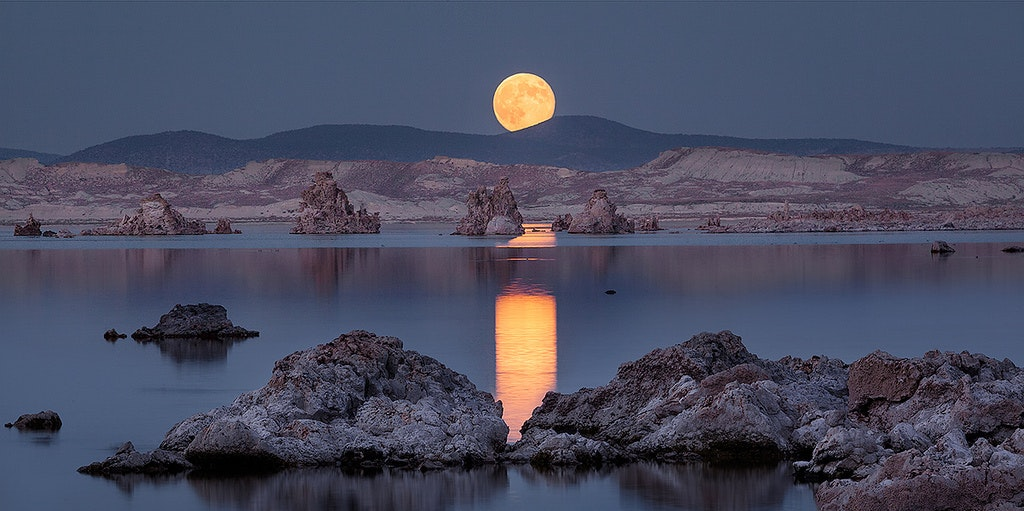 Bring a Telescope Out Tonight, See More Than the Full Corn Moon