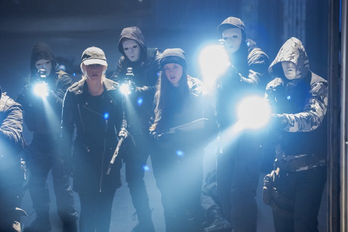 Arrow Helix Felicity Season 6