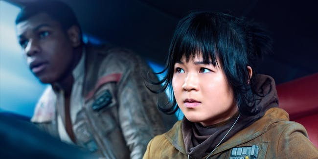 Newcomer Rose Tico has been around in the Resistance long enough to lose some friends.