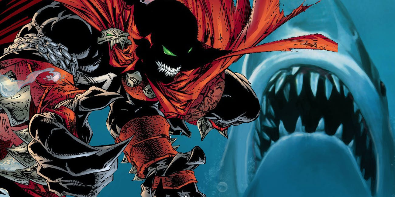 Details About Todd McFarlane's Spawn
