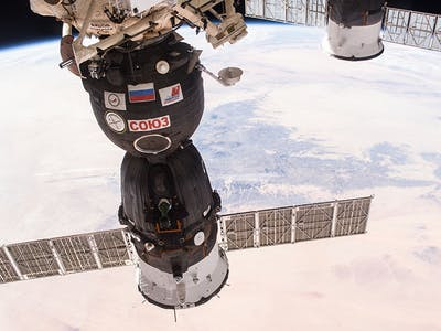 Here's How Scott Kelly Will Leave the ISS and Land on Earth